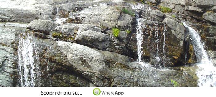 cascate della valle d'Aosta